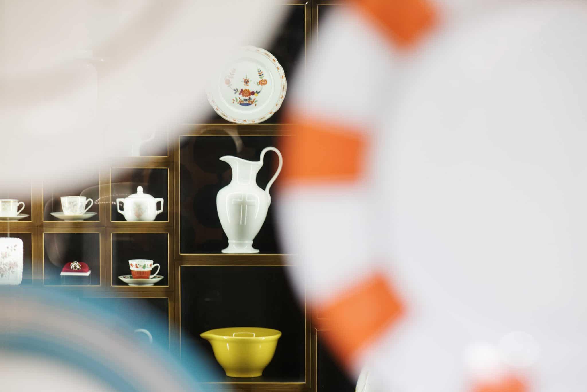 Utstilling av Porsgrund porselen