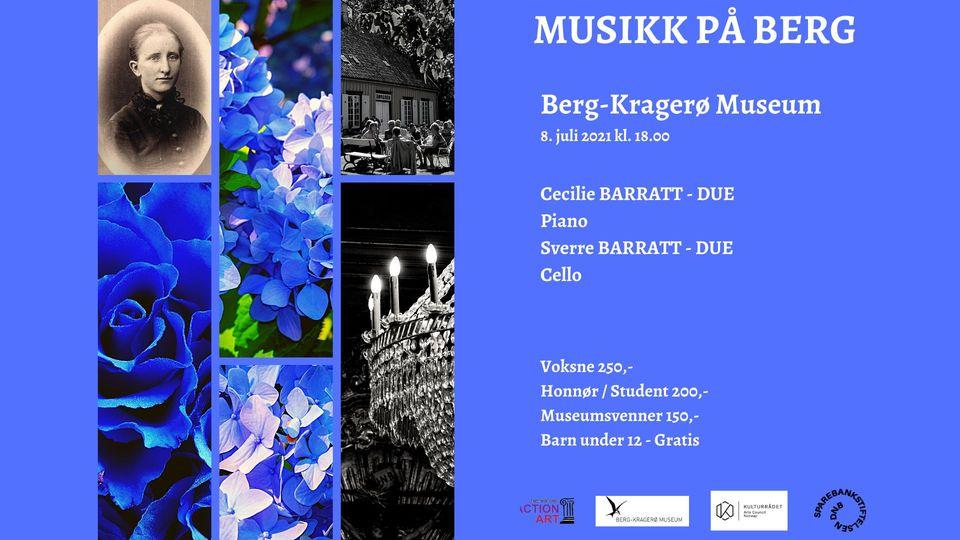 Musikk på Berg-Kragerø