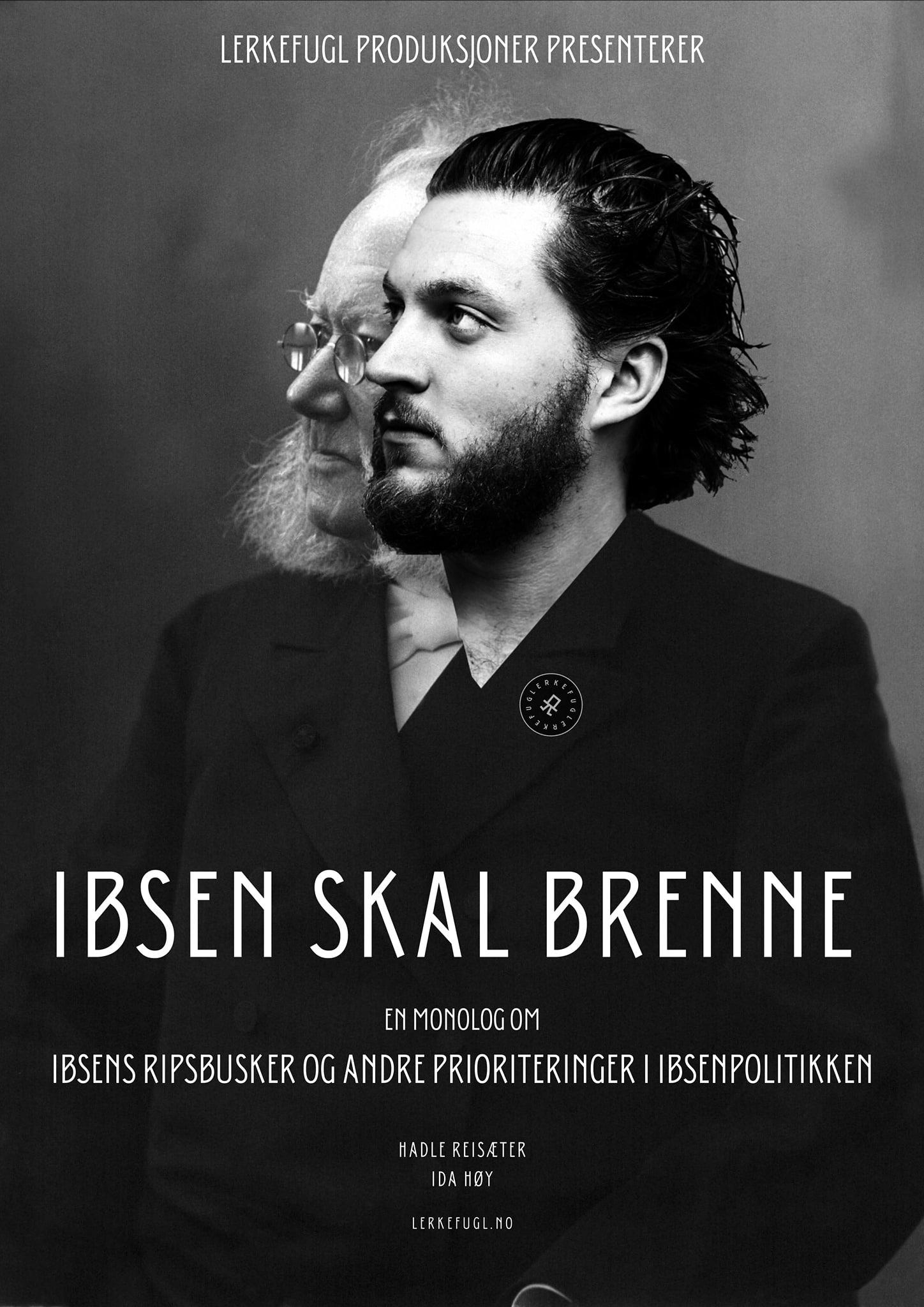 Hagematiné på Venstøp! Ibsen skal brenne