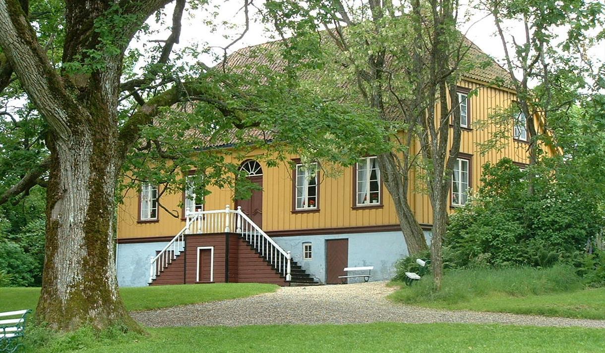 Berg Kragerø museum